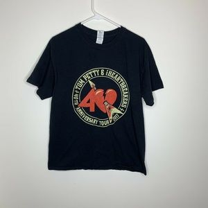 Mens L Tom Petty and the Heartbreakers Shirt